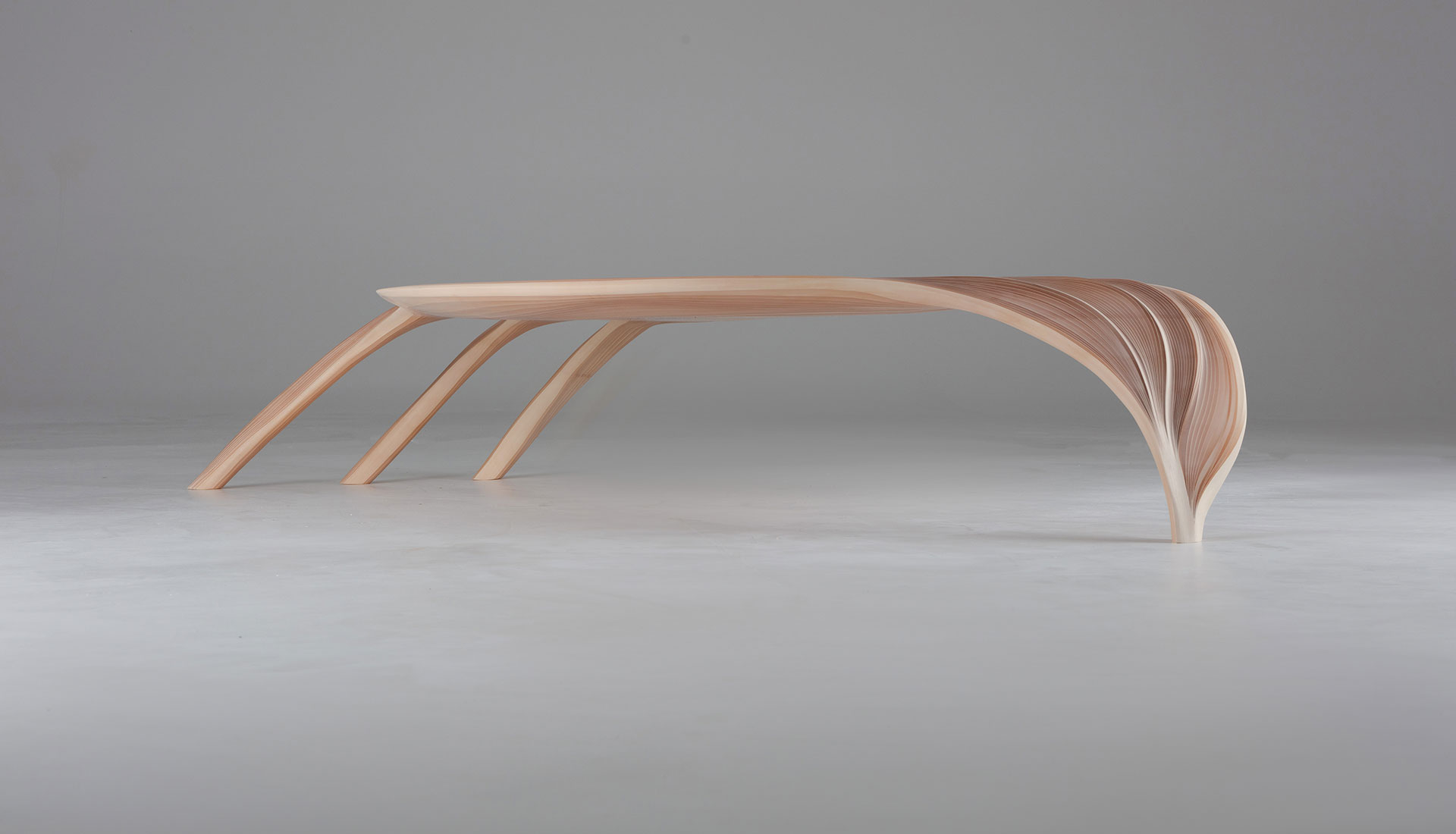 Marc Fish Ethereal Low Table