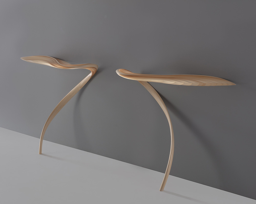Marc Fish Ethereal Console Table