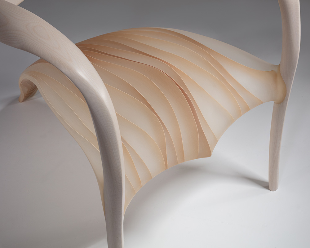 Marc Fish Ethereal Lounge Chair